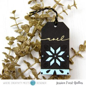 Noel by Jessica Frost-Ballas for Where Creativity Meets C9