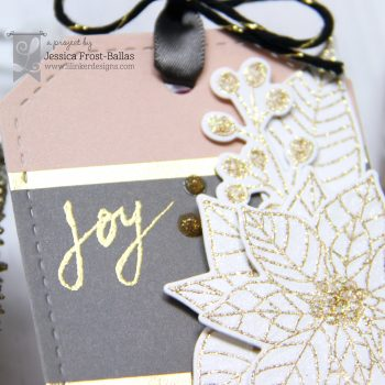 25 Days of Christmas Tags: Lil' Inker Designs