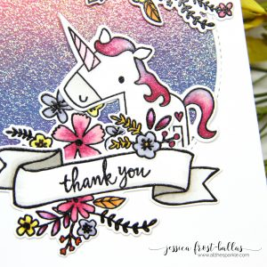 Thank You by Jessica Frost-Ballas