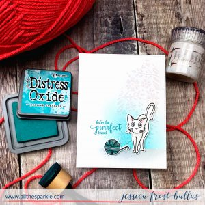 You're the Purrfect Friend by Jessica Frost-Ballas
