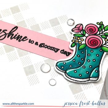 Simon Says Stamp March Card Kit: Choose Joy