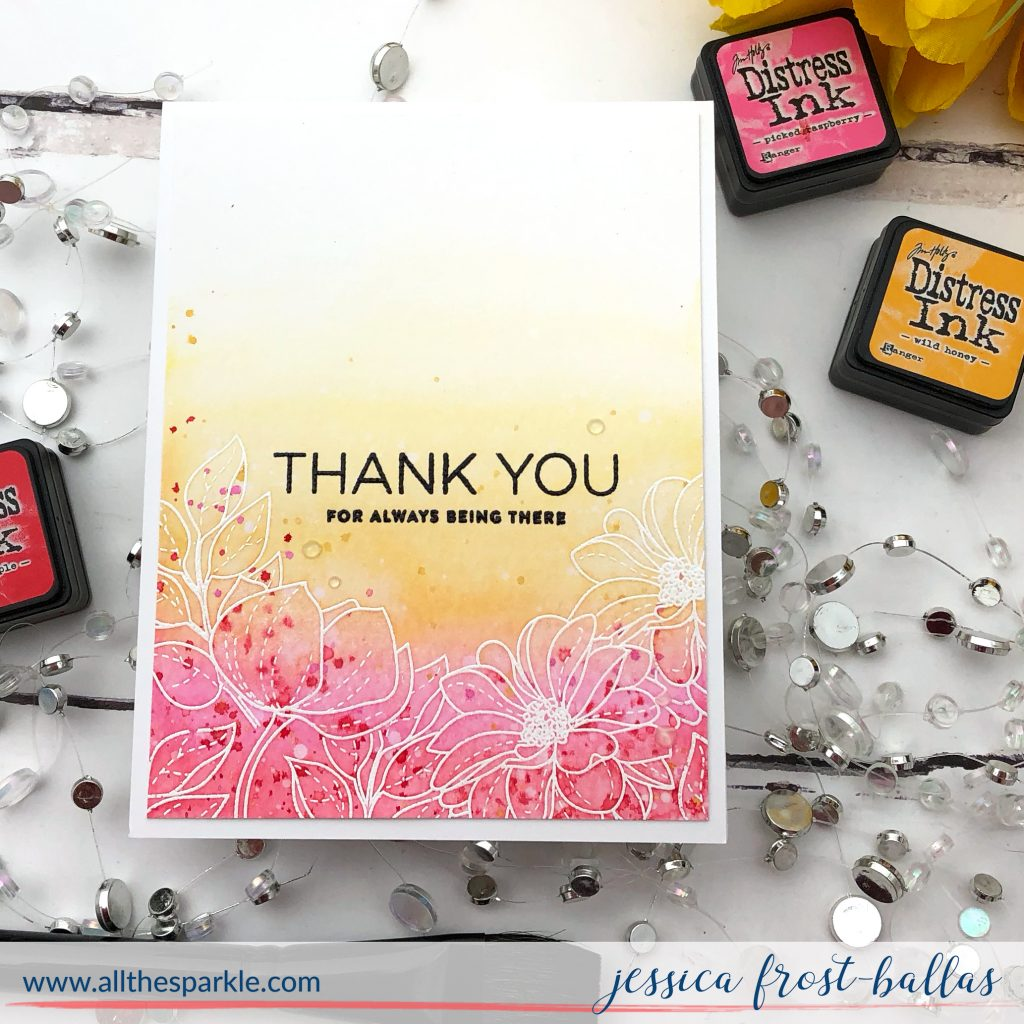 Best Days Release by Jessica Frost-Ballas for Simon Says Stamp