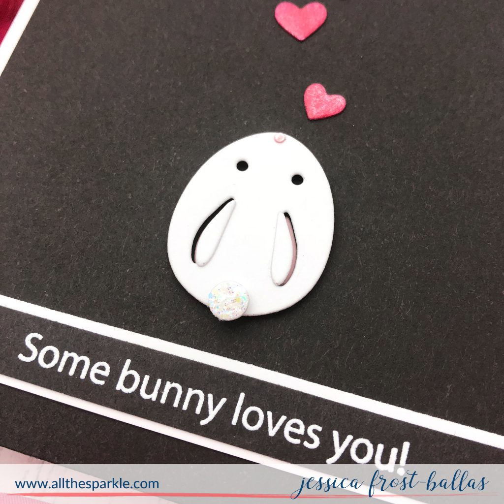 Some Bunny Loves You by Jessica Frost-Ballas for Simon Says Stamp