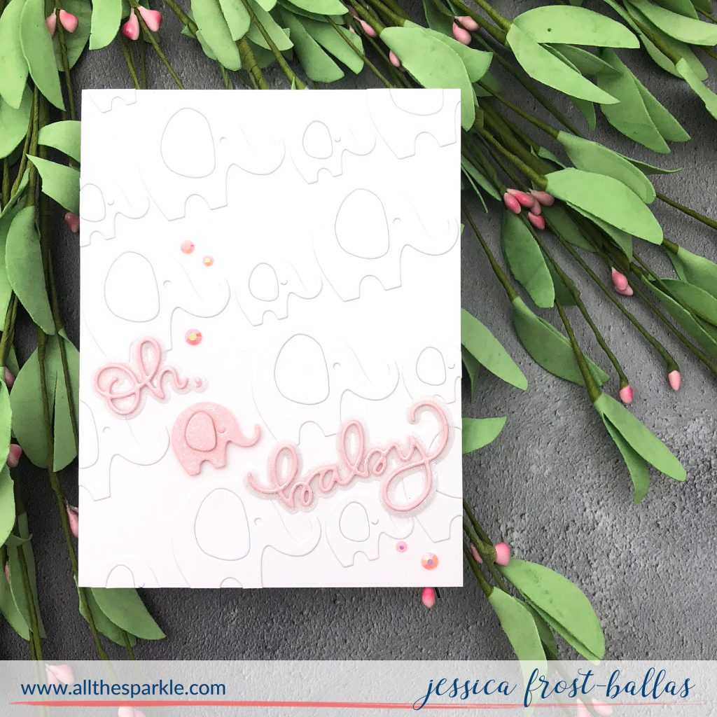 Oh Baby by Jessica Frost-Ballas for Simon Says Stamp