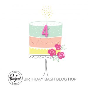 Pinkfresh Studio Birthday Blog Hop
