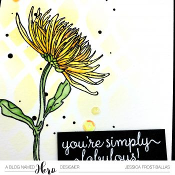 You're Simply Fabulous by Jessica Frost-Ballas for A Blog Named Hero