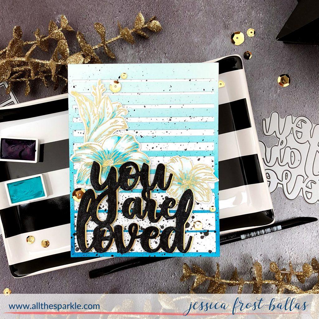 Altenew April 2018 Release by Jessica Frost-Ballas