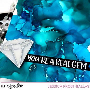 Heffy Doodle: Jewel Toned Jewels