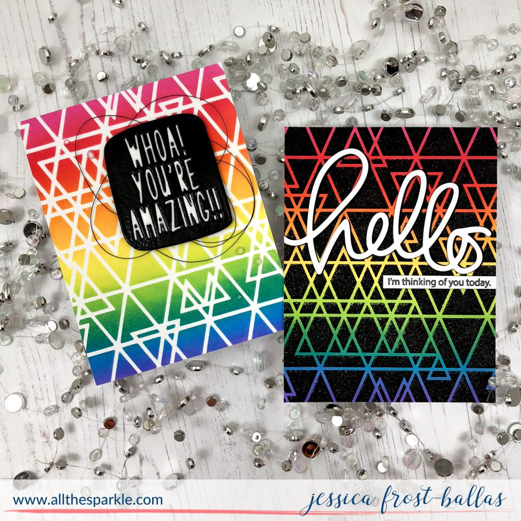 Fluttering By by Jessica Frost-Ballas for Simon Says Stamp