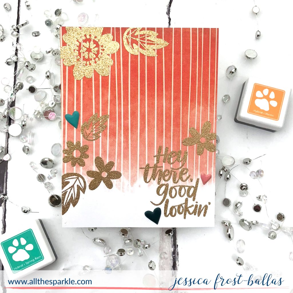May 2018 Card Kit by Jessica Frost-Ballas for Simon Says Stamp