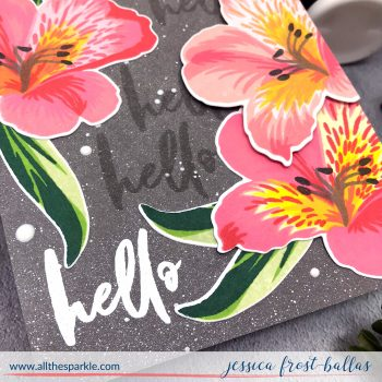 Altenew Build-A-Flower: Peruvian Lily Release (+GIVEAWAY!)