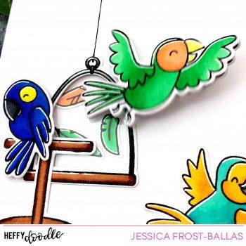 Heffy Doodle Birthday Blog Hop (+GIVEAWAYS!)