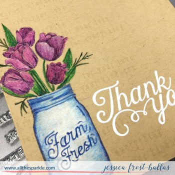Simon Says Stamp August Kit: Mandy's Flowers
