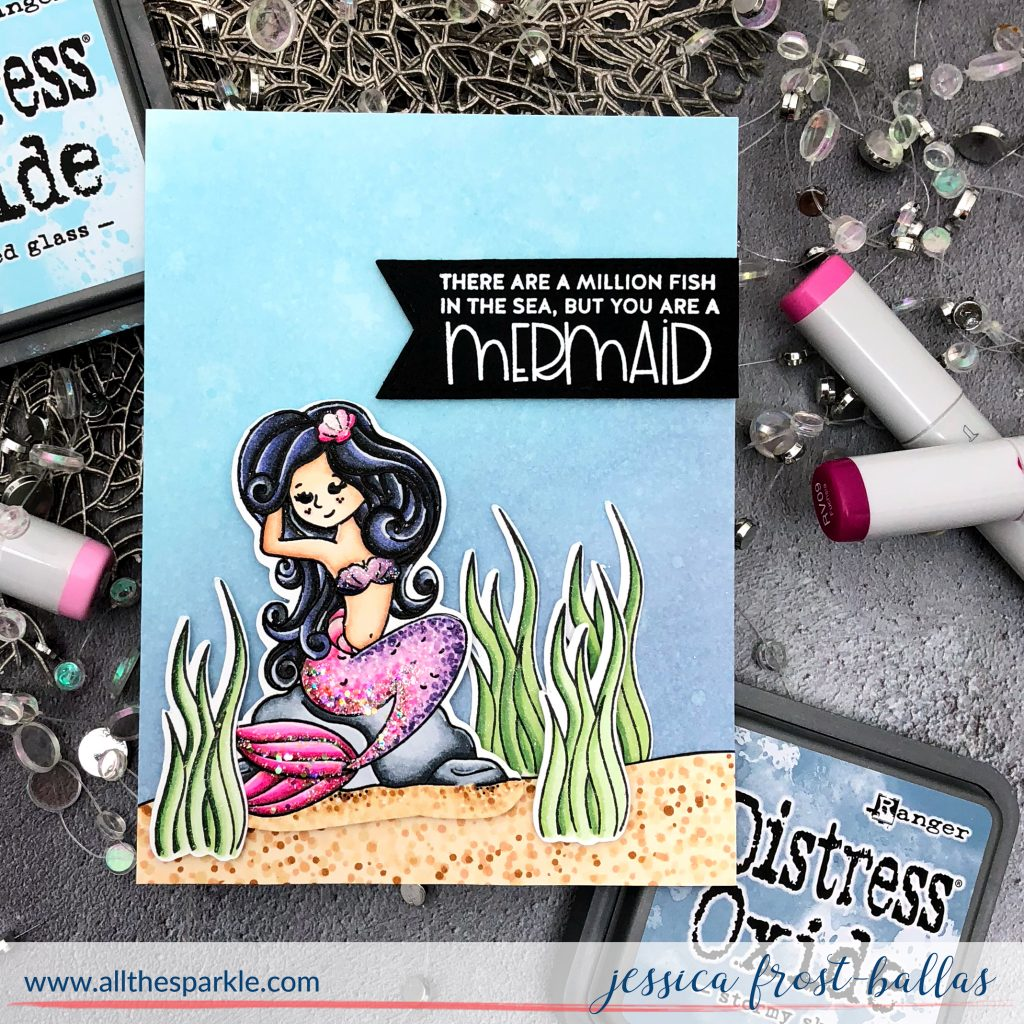 Simon Says Stamp September Kit by Jessica Frost-Ballas for Simon Says Stamp
