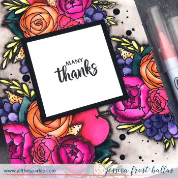 Studio Katia: Fresh Bunch STAMPtember Day 21 (+VIDEO!)