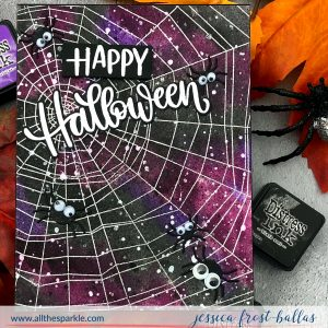 Happy Halloween by Jessica Frost-Ballas for Simon Says Stamp