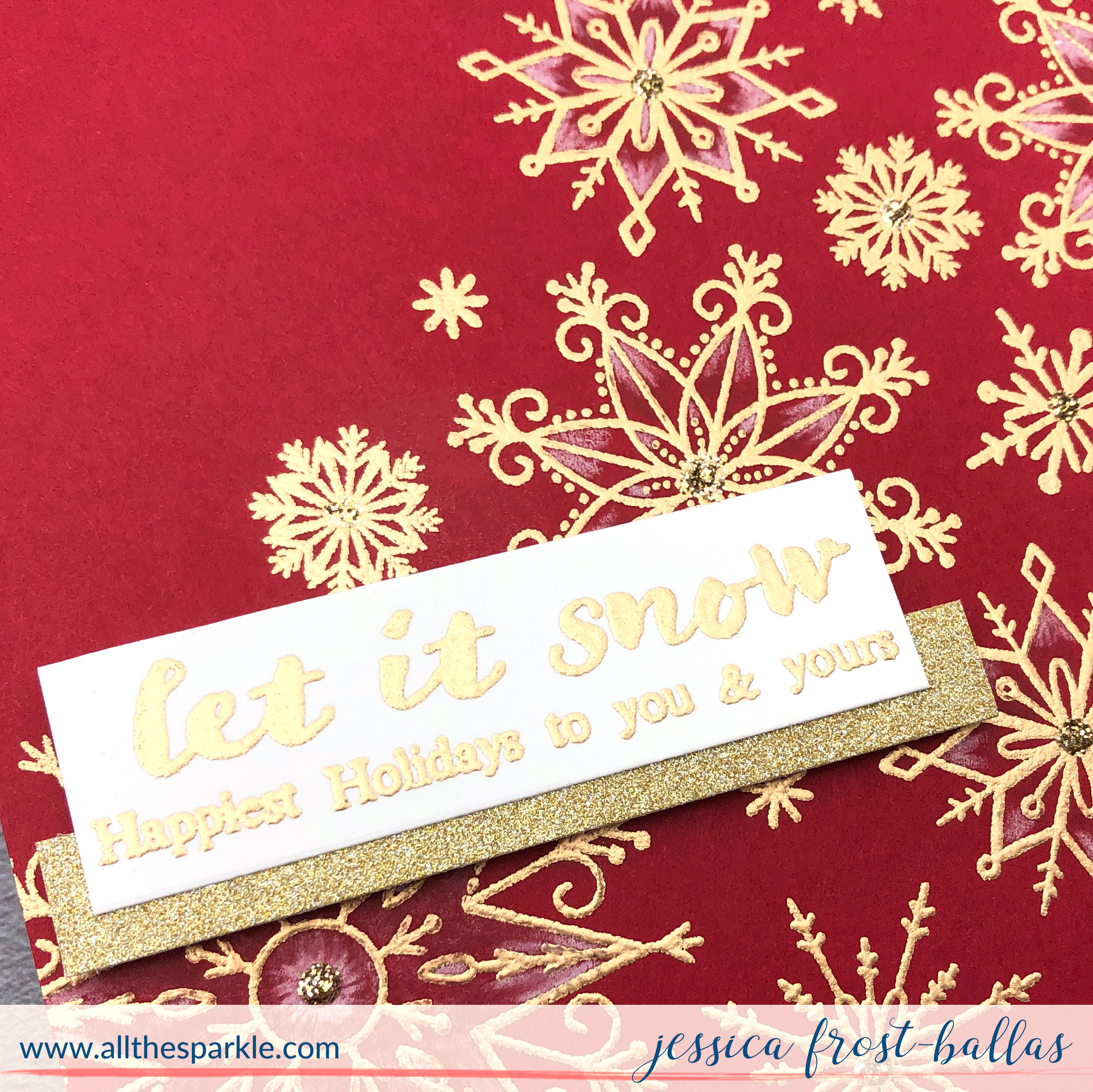 Comfort and Joy Holiday Kit by Jessica Frost-Ballas for Simon Says Stamp