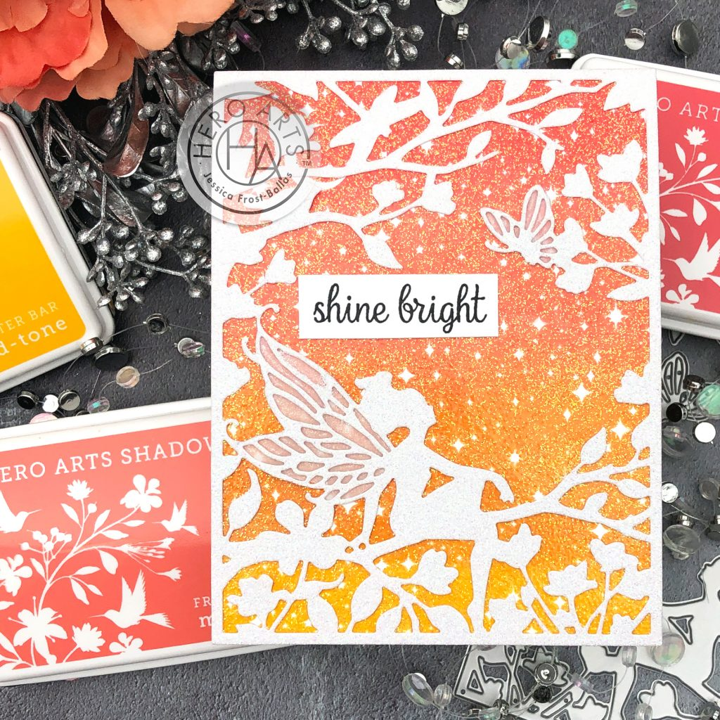 Shine Bright by Jessica Frost-Ballas for Hero Arts