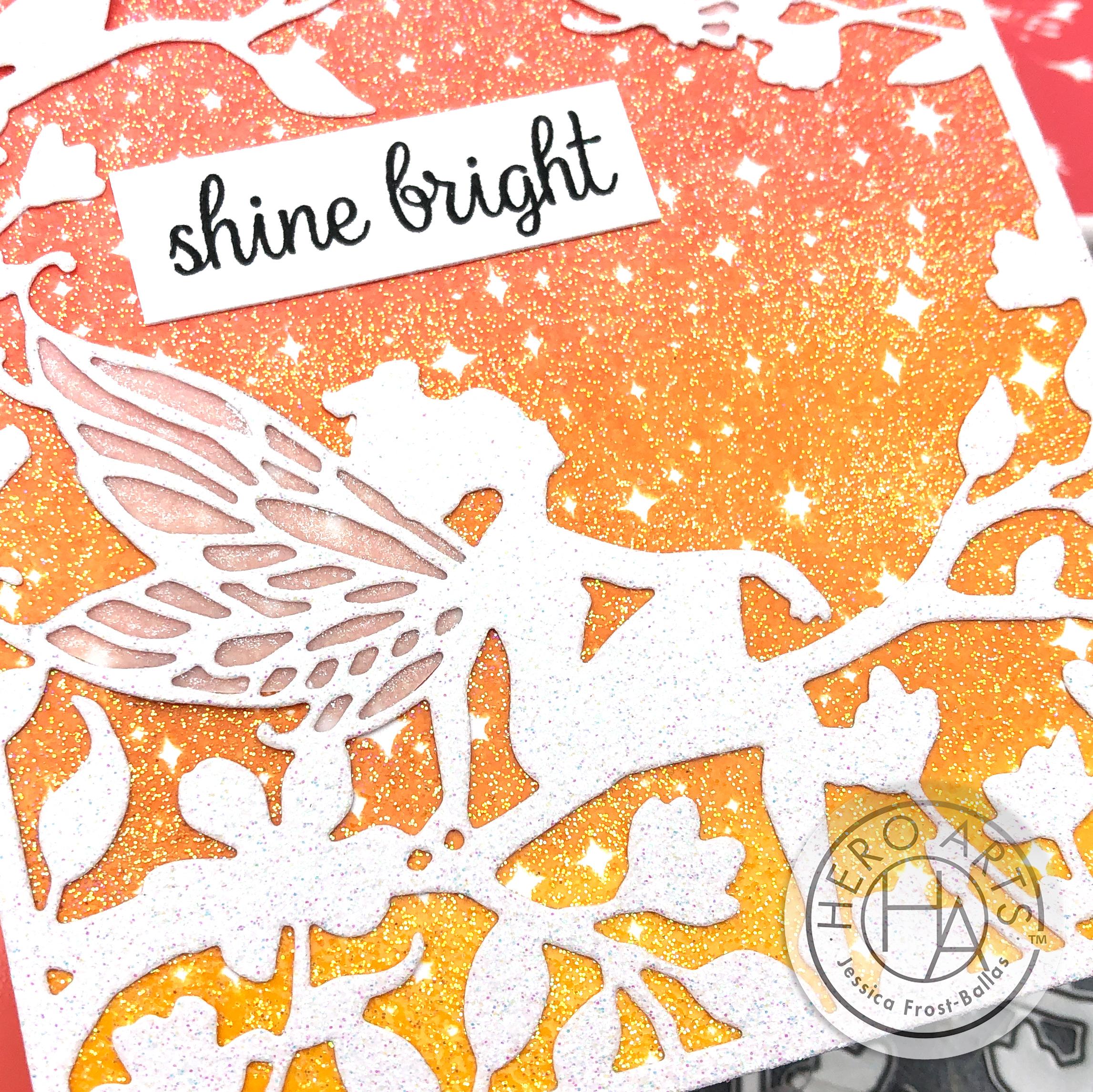 Shine Bright by Jessica Frost-Ballas for Hero Arts