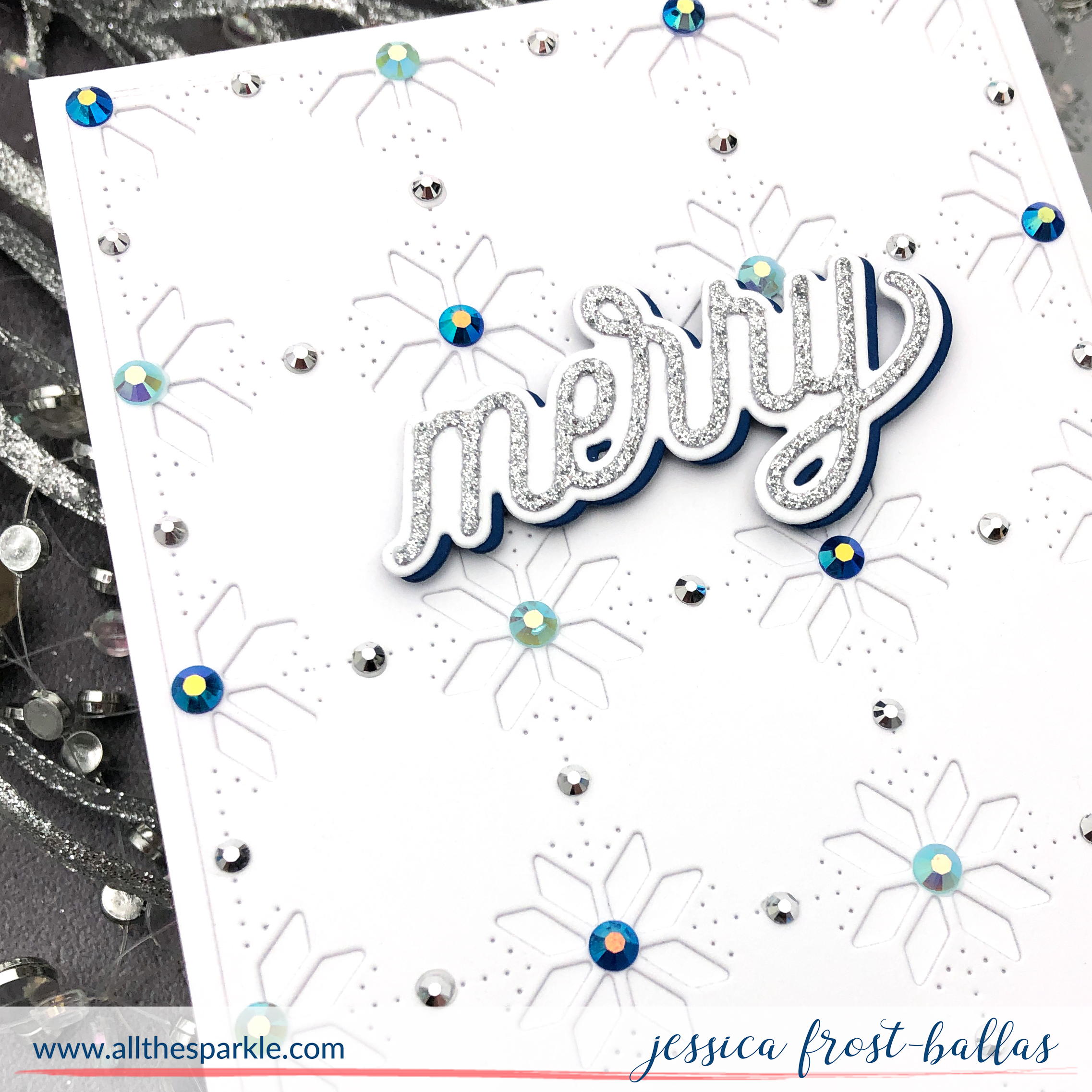 Merry by Jessica Frost-Ballas for Simon Says Stamp