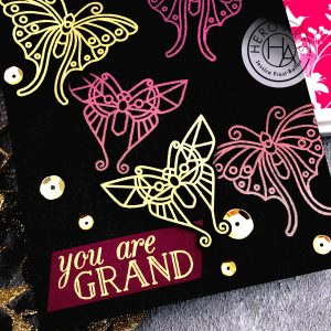 You are Grand by Jessica Frost-Ballas for Hero Arts
