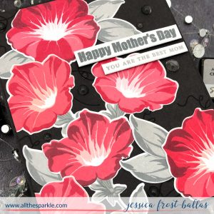 Happy Mother's Day by Jessica Frost-Ballas for Altenew