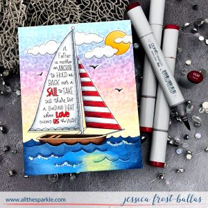 Celebrate You Release by Jessica Frost-Ballas for Simon Says Stamp