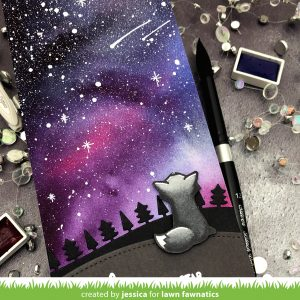 Wish Upon a Star by Jessica Frost-Ballas for Lawn Fawnatics