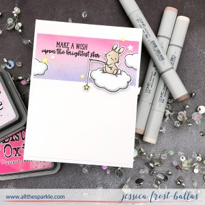Wish Upon a Star by Jessica Frost-Ballas for Simon Says Stamp