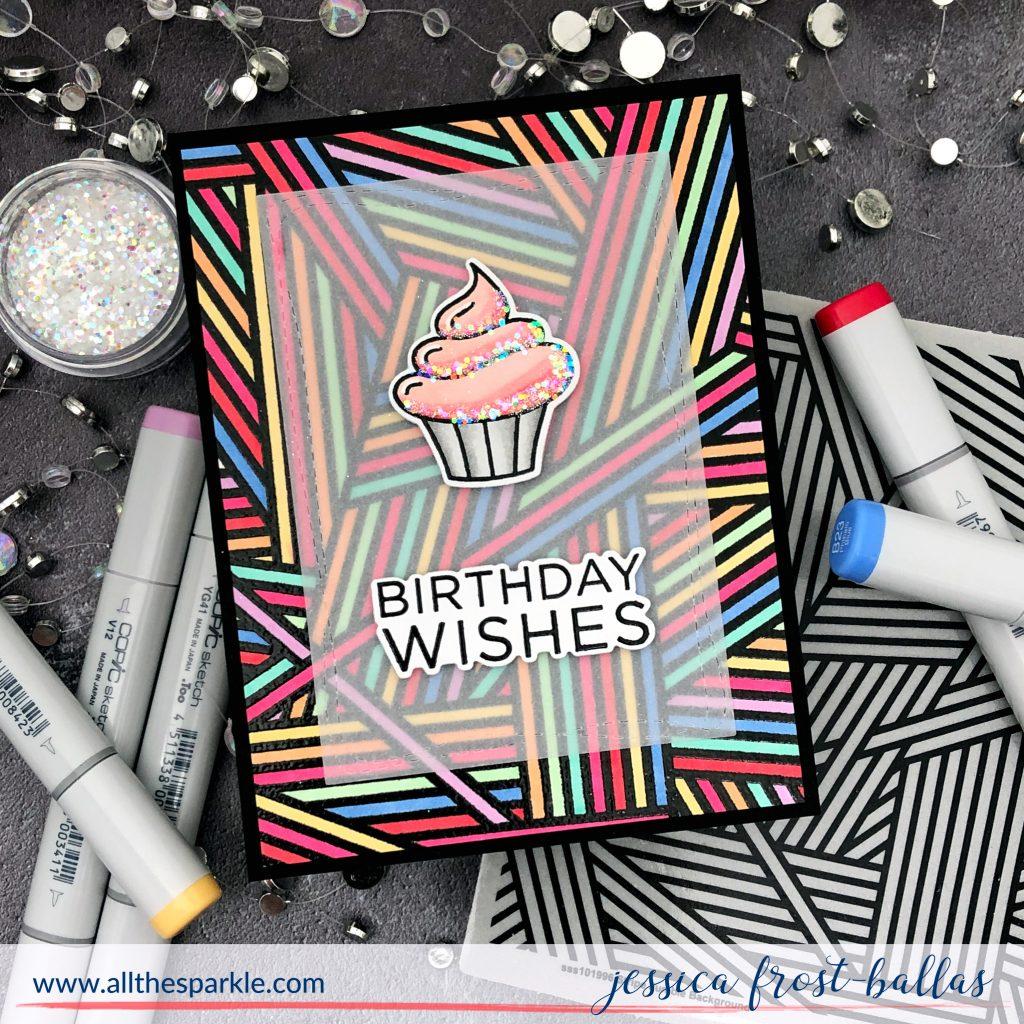 Birthday Wishes Cupcake