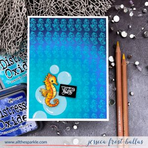 You're Swell by Jessica Frost-Ballas for Simon Says Stamp