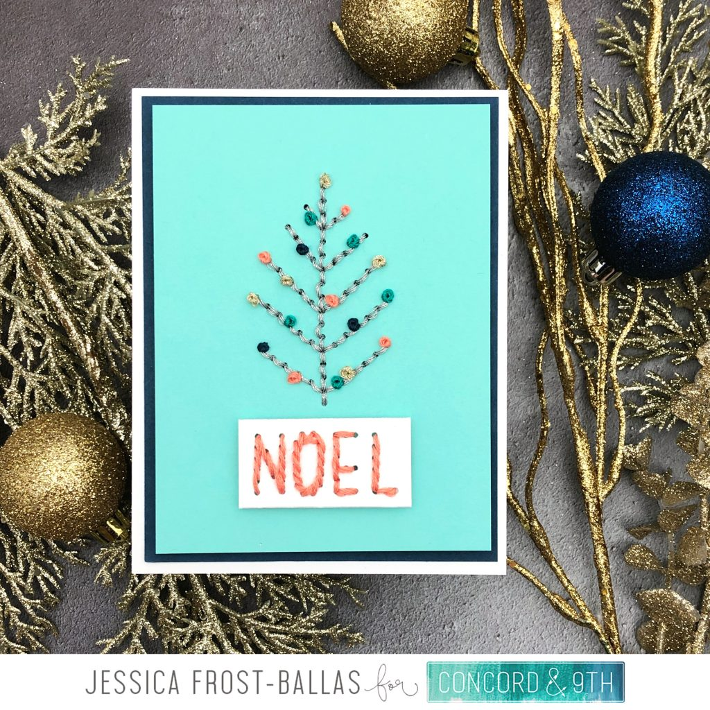 Noel by Jessica Frost-Ballas for Concord & 9th