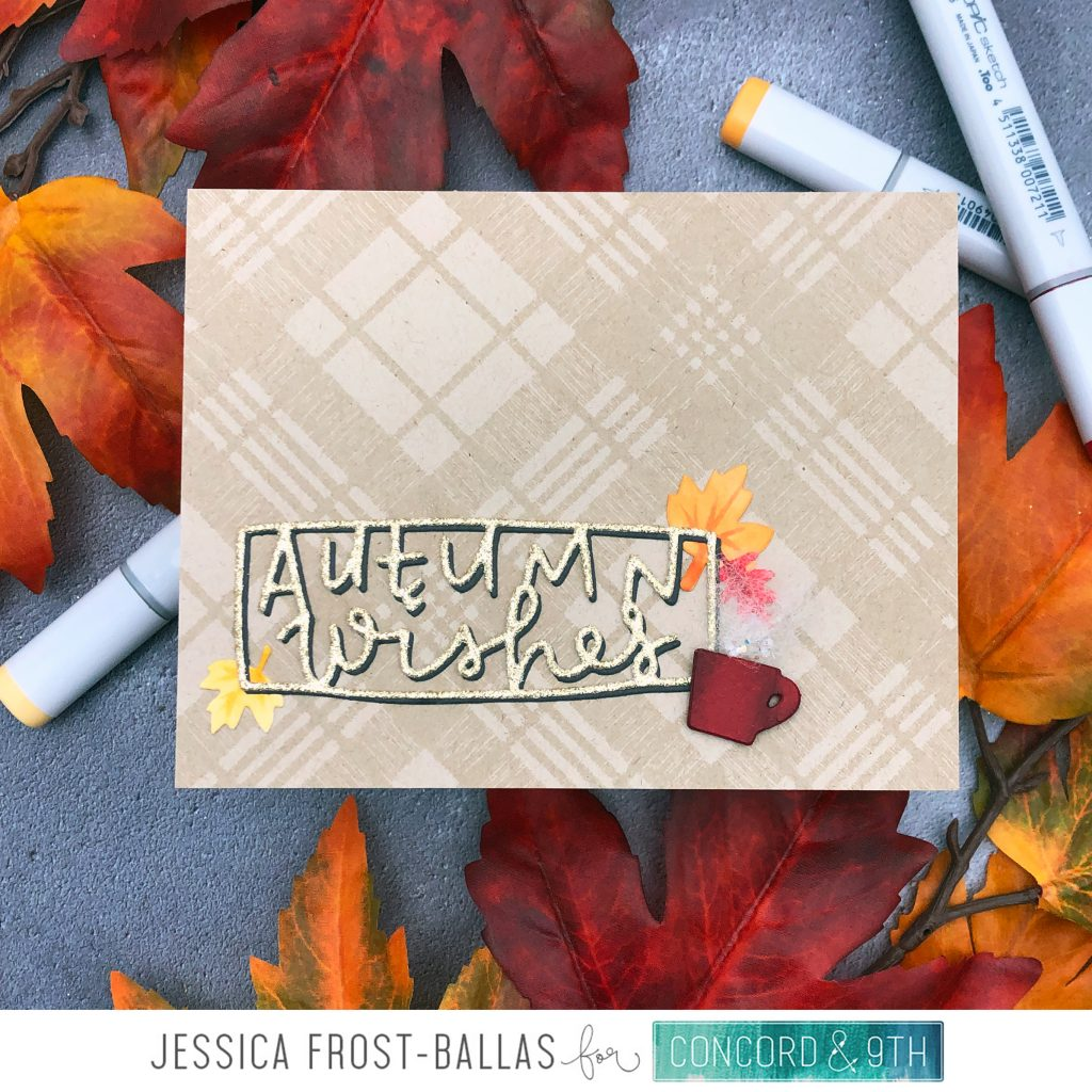 Autumn Wishes by Jessica Frost-Ballas for Concord & 9th