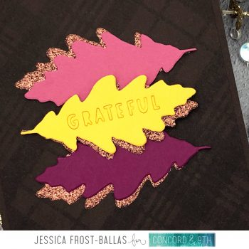 Grateful by Jessica Frost-Ballas for Concord & 9th