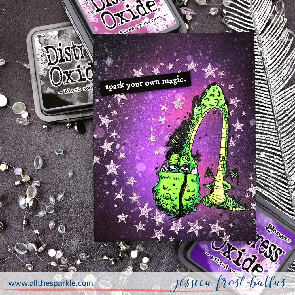 Spark by Jessica Frost-Ballas for Simon Says Stamp