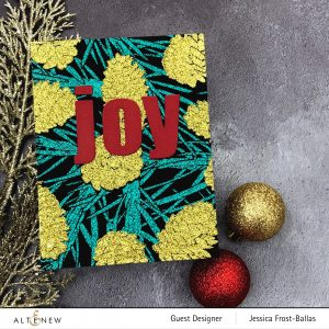 Joy by Jessica Frost-Ballas for Altenew