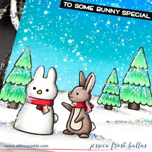 Hoppy Holidays by Jessica Frost-Ballas for Simon Says Stamp