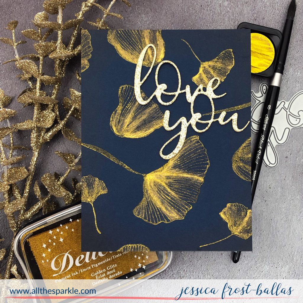 Love You by Jessica Frost-Ballas for Erin Lee Creative