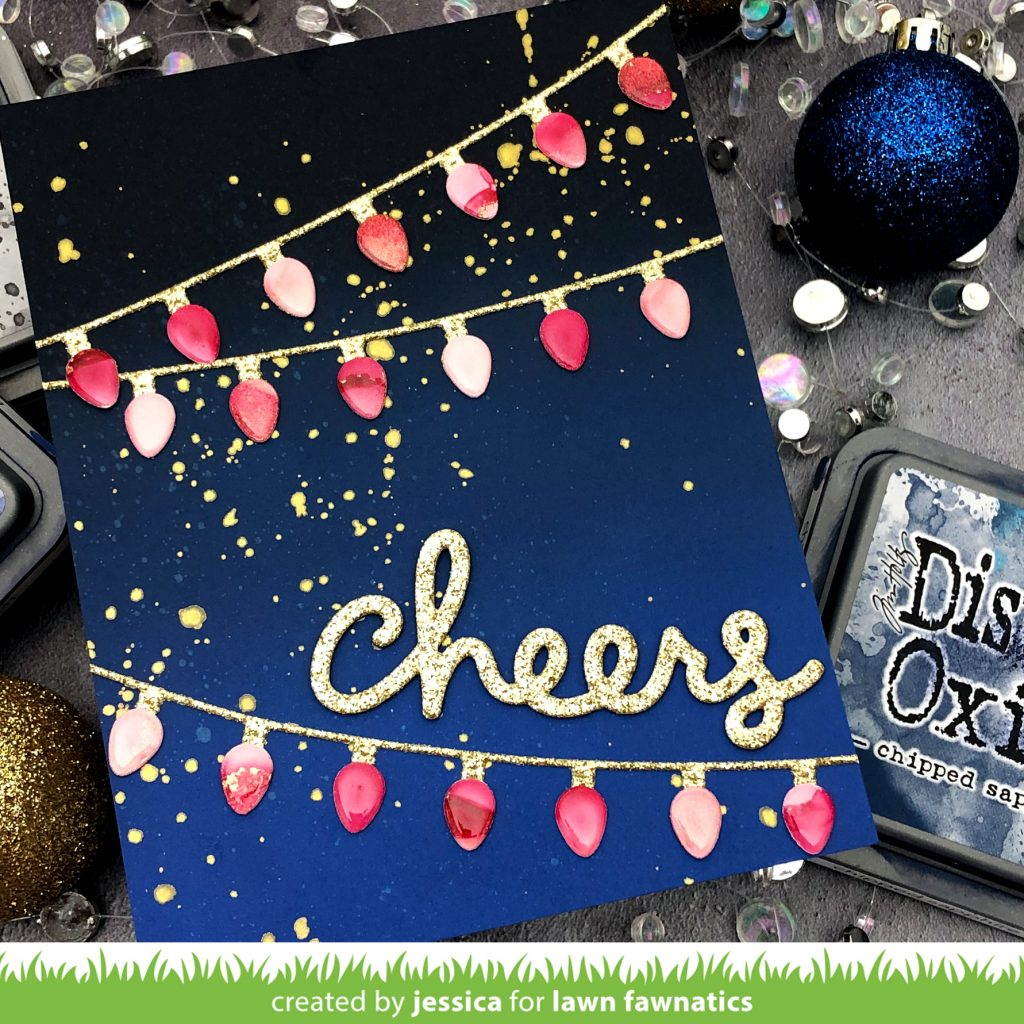 Cheers by Jessica Frost-Ballas for Lawn Fawn