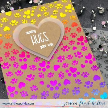 Paws for Kindness by Jessica Frost-Ballas for Studio Katia