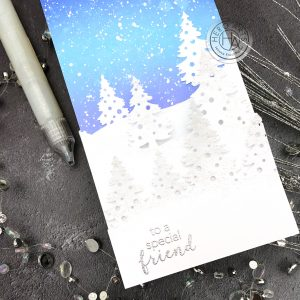 Season's Greetings by Jessica Frost-Ballas for Hero Arts