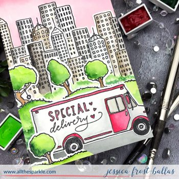 Special Delivery by Jessica Frost-Ballas for Concord & 9th