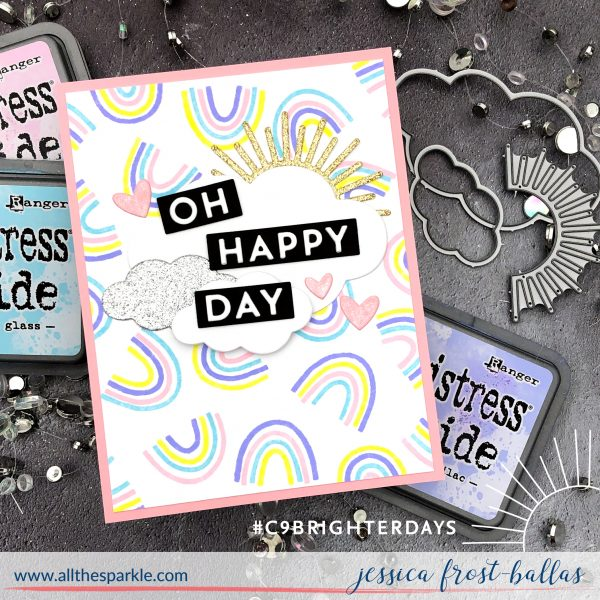 Oh Happy Day by Jessica Frost-Ballas for Concord & 9th