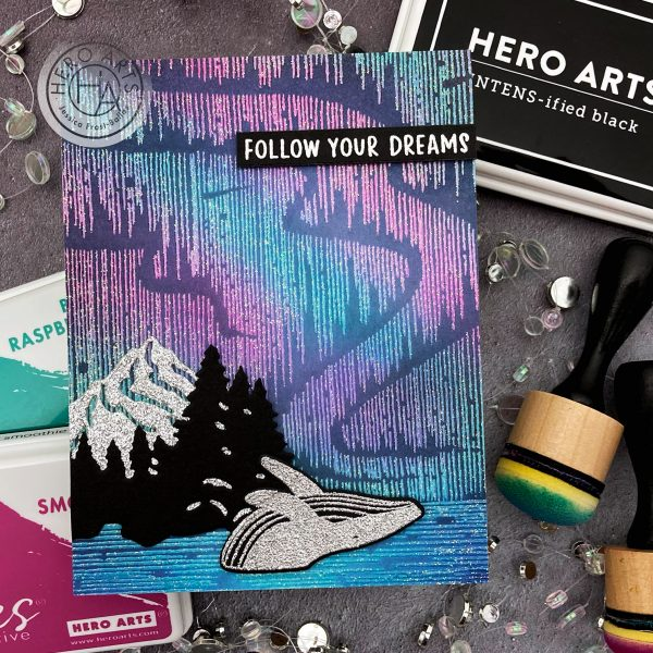 Follow Your Dreams by Jessica Frost-Ballas for Hero Arts