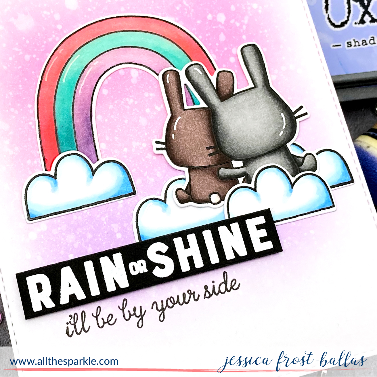 Rain or Shine by Jessica Frost-Ballas for Reverse Confetti