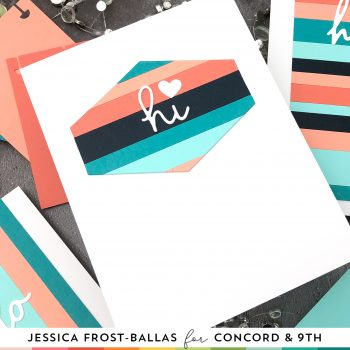 Color Collection Release by Jessica Frost-Ballas for Concord and 9th