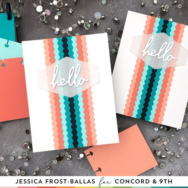 Color Collection by Jessica Frost-Ballas for Concord and 9th