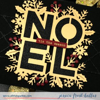 Noel by Jessica Frost-Ballas for Spellbinders