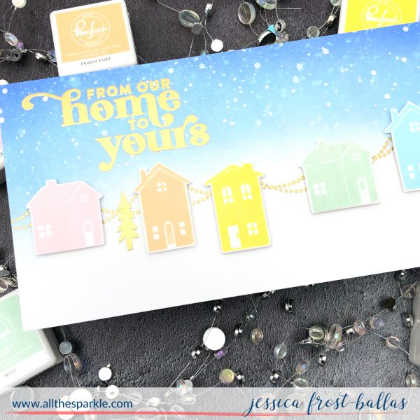 Our House to Yours by Jessica Frost-Ballas for Pinkfresh Studio