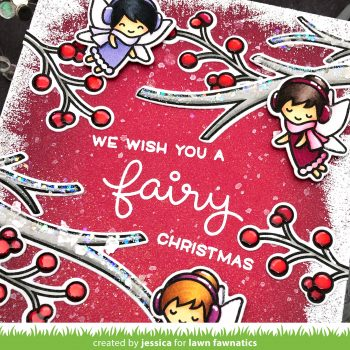 Frosty Fairy Friends by Jessica Frost-Ballas for Lawn Fawn